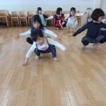 運動遊び (2)