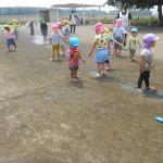 水遊び (3)